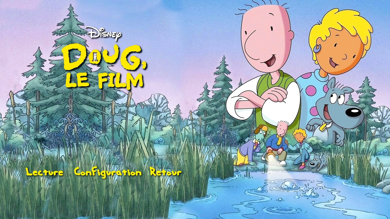 Projet des éditions de fans (Bluray, DVD, HD) : Les anciens doublages restaurés en qualité optimale ! Doug2
