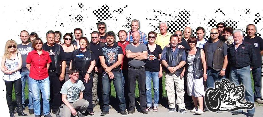 Semaine moto à La Toussuire du 9 au 17 juillet Equipe
