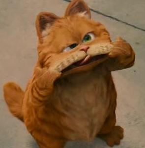 [ HRP 100% T.A.F.]  Parfois on s'engueule pas hein ^^ Garfield21