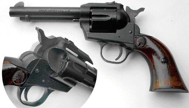 Fusil à barillet inconnu.  3b9e0fd8