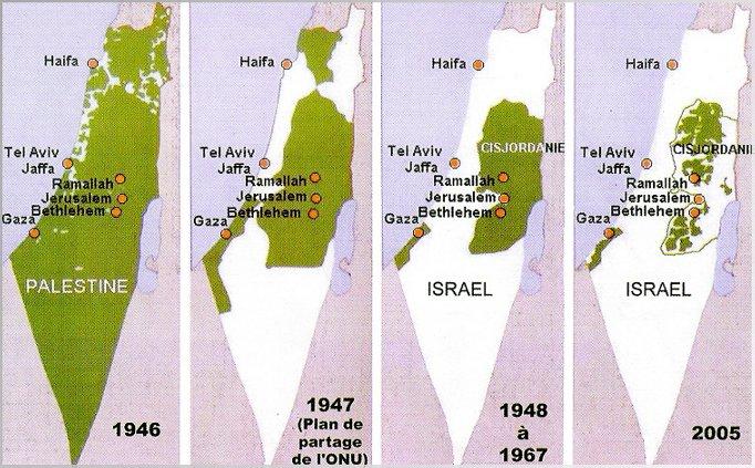 religion de paix et de tolerance vous dites? Carte-territoire-palestinien-depuis-1946