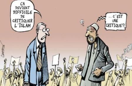 Le dessin de Presse IslamCaricatureChappatte-448x293