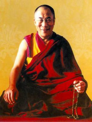 zéta zuni - Page 3 Sa-saintete-le-dalai-lama
