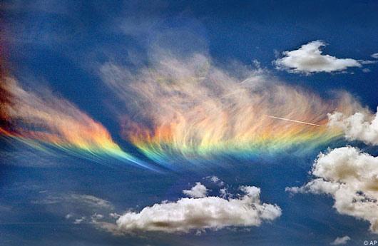 Se relier maintenant entre nous pour rayonner l'Amour - Page 5 Nuage-arc-en-ciel-1