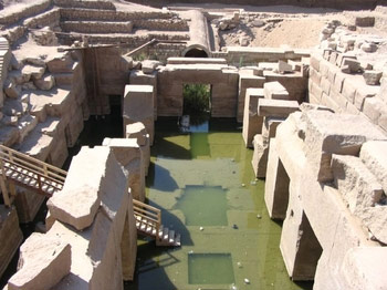 La Fleur de Vie Temple-abydos-egypte-11