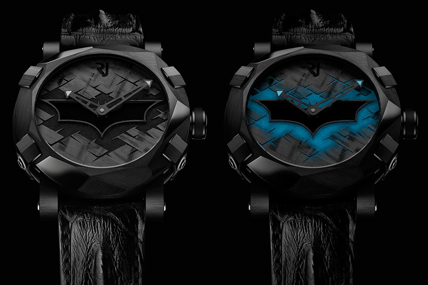 RJ-Romain Jerome Batman-DNA RJ_Romain_Jerome_Batman_DNA_Intro