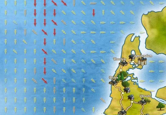 Règles de la navigation VentNord