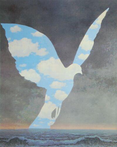 C'EST ARRIVE AUJOURD'HUI .......... il y a longtemps ! - Page 2 Magritte-rene-die-grosse-familie