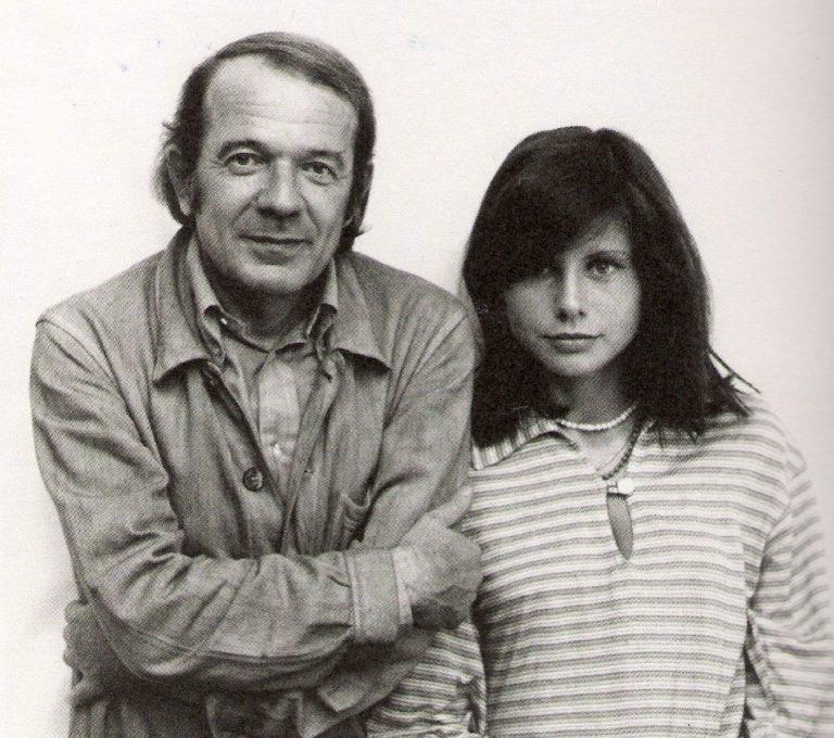 Pensées de Gilles Deleuze -  Dialogues avec Claire Parnet. Paris, éditions Flammarion, 1977. Gilles-Deleuze-Claire-Parnet-Marie-Laure-Decker01-768x680