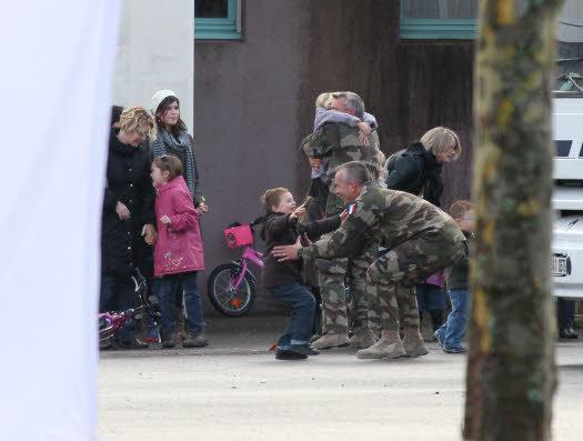 Pontivy. Les gendarmes sont rentrés d'Afghanistan 1119172_8586628-mhn5014col-20101118-m141a
