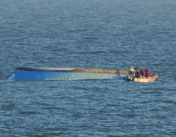 """Galaad """"ponton"""" 1982382_barge-retournee22"""