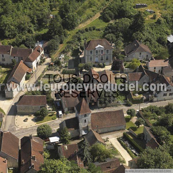 Villes et villages en cartes postales anciennes .. - Page 35 N000690