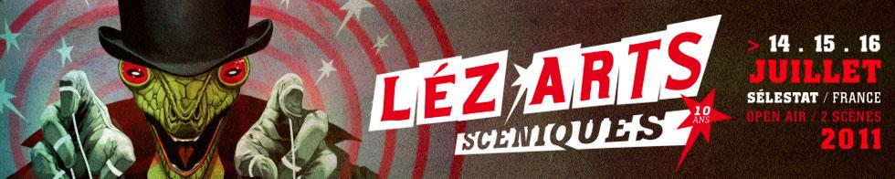 Festival Léz'Arts Scéniques-14-15-16/07/11 Sélestat (Alsace) Lezarts-sceniques-head-2011