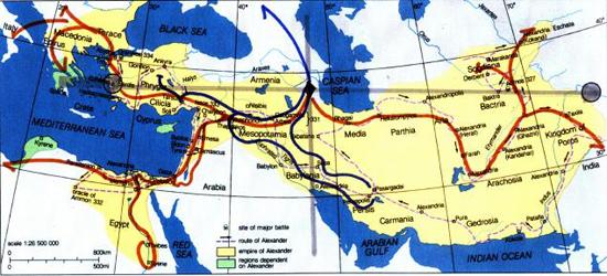 meta-histoire et étude du codex nag hamadi par John lash - Page 3 Carte
