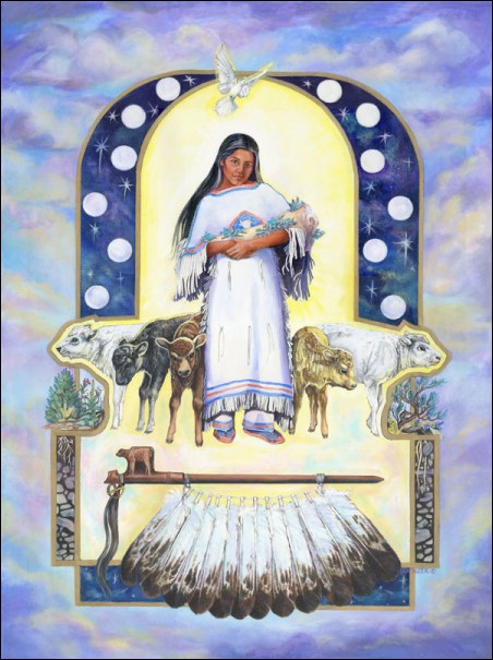 meta-histoire et étude du codex nag hamadi par John lash WhiteBufalWoman2