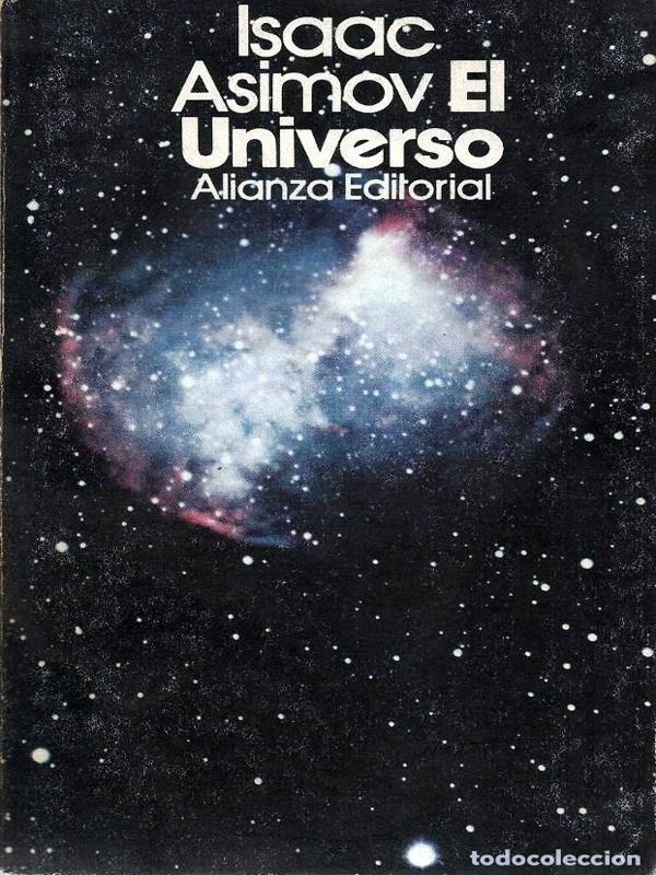 El Universo - La medición del Universo - 2 libros de Isaac Asimov - ambos en formatos pdf/epub/mobi Portada