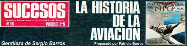 La Historia de la Aviación - Revista Sucesos [.pdf] Titulo