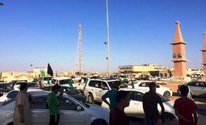 مسيرات في مدن ليبيا لتاييد سيف الاسلام والمطالبة باطلاق سراج الاسرى 13770296_517329068456829_7810237498350889462_n-300x182