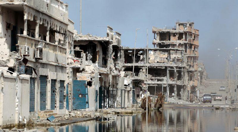 صحيفة واشنطن بوست تكشف الأوضاع في سرت بعد عام من طرد داعش 568cedc7c46188e95f8b4594-800x445