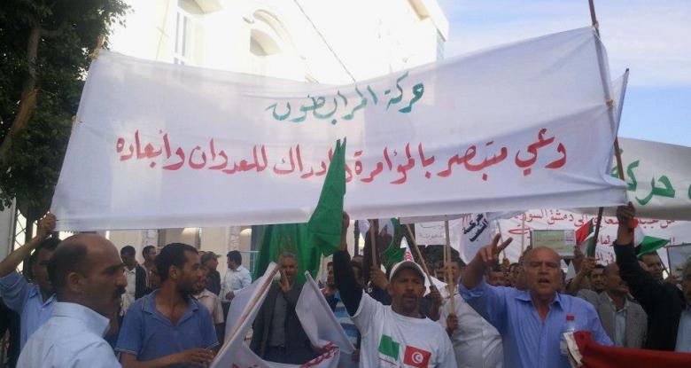 حزب حركة المرابطون بتونس: النظام الجماهيري السبيل الوحيد لإنقاذ ليبيا 946837_576430579057047_350126955_n