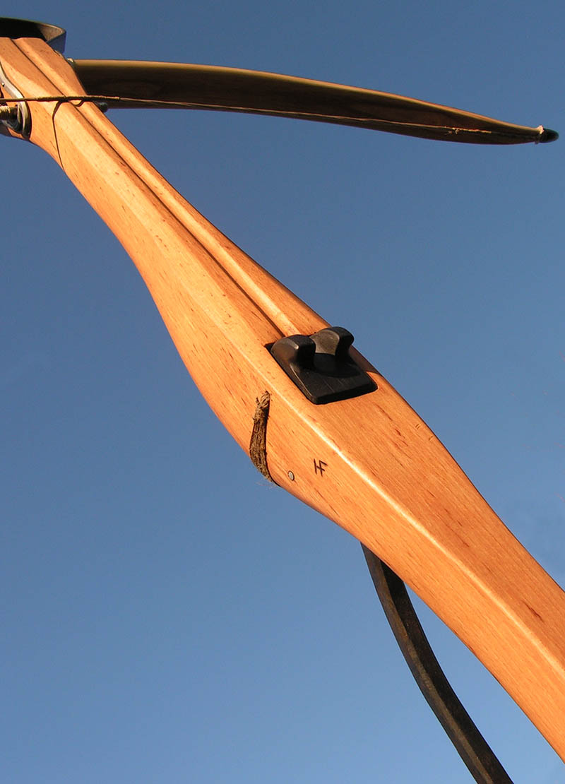 Medieval stirrup crossbow 13