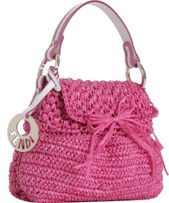 شنط كروشية بالباترون Crochet-bag-designs