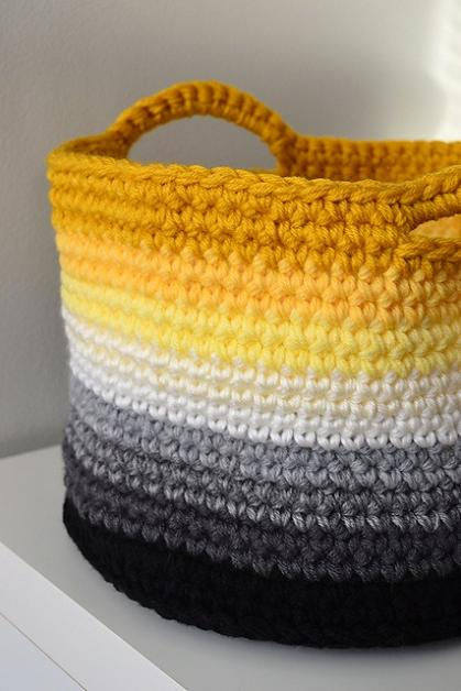 شنط كروشية بالباترون Crochet-bag-tutorials