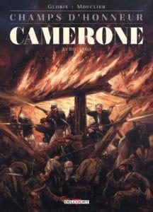 Champs d'Honneur à Camerone avec la Légion Étrangère. C'est l'un des noms de bataille les plus connus de l'Histoire de France et des Français. Bd-camerone-216x300