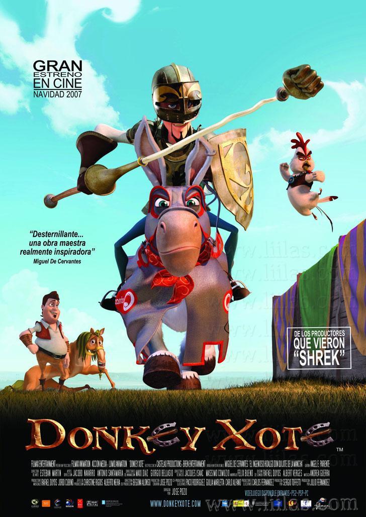 ترجمة فيلم Donkey.Xote Liillas-575ec40920