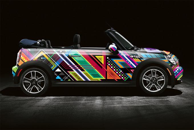 Vehicle, Aricraft etc. -Graphics The-Mini-Cooper-2