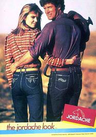 Mode des années 80 Jordache-jeans-1