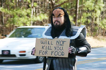 Humour Star Trek en images Klingon