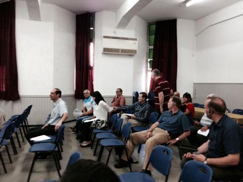 رابطة الكنائس المعمدانية في إسرائيل تعقد اجتماعها السنوي العام Photo-2