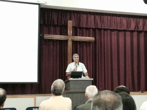 رابطة الكنائس المعمدانية في إسرائيل تعقد اجتماعها السنوي العام Photo-3