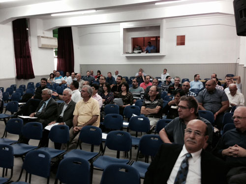 رابطة الكنائس المعمدانية في إسرائيل تعقد اجتماعها السنوي العام Photo-5