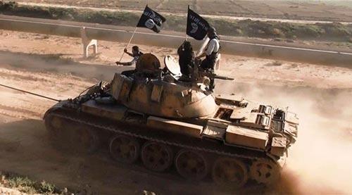 """""""داعش"""" تفرض الجزية على المسيحيين في الرقة Da3esh_riqqa_"""