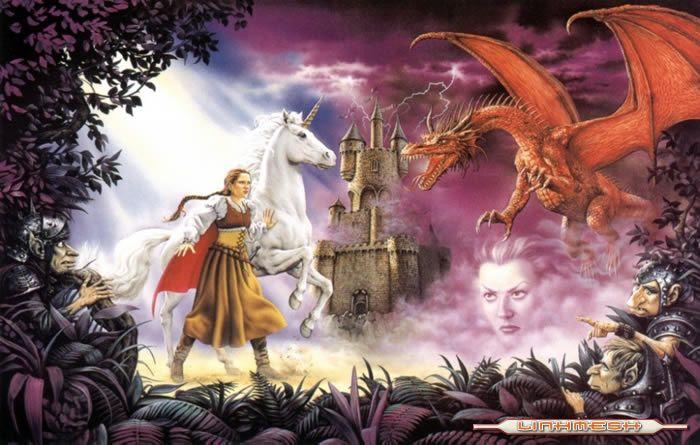 &&&&Un mundo de fantasia y ilusion&&&& Fantasia