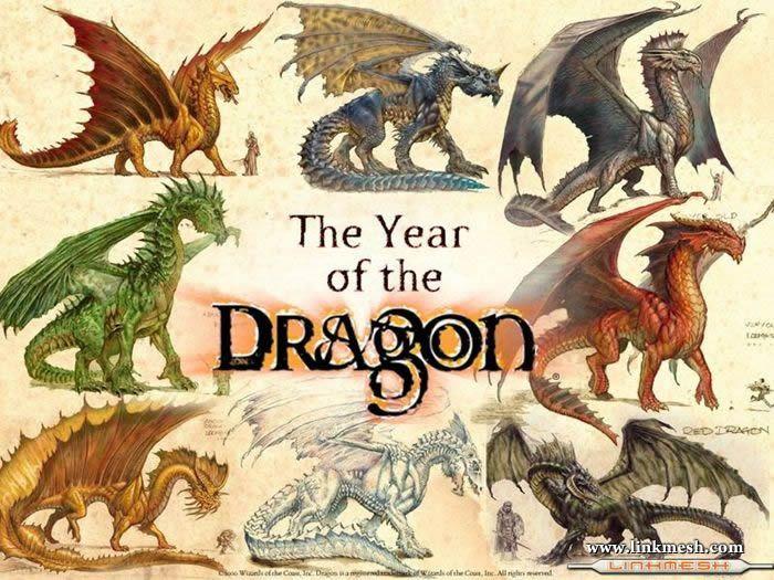 Solamente Impresionantes Dragones Anuario