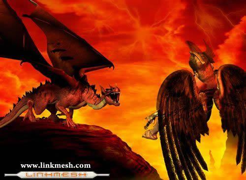 Solamente Impresionantes Dragones Apocalipsis_dragon