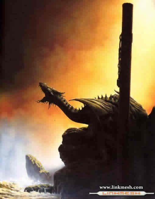 Solamente Impresionantes Dragones Aullido_dragon