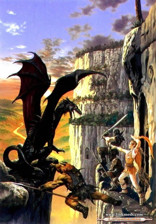Solamente Impresionantes Dragones Aventureros