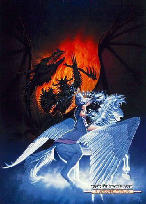 Solamente Impresionantes Dragones Bien_y_mal