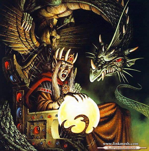 Solamente Impresionantes Dragones Bloodbane_en_silvanesti
