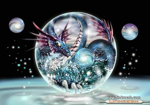 Solamente Impresionantes Dragones Bola_de_cristal