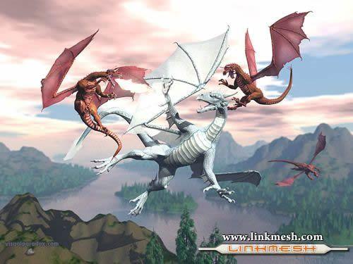 Solamente Impresionantes Dragones Clanes_de_dragones