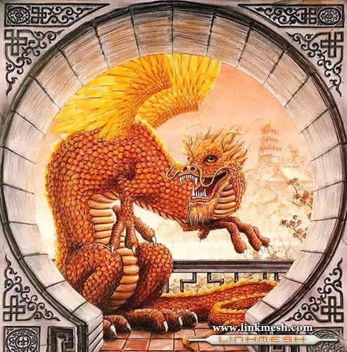 Solamente Impresionantes Dragones Cubiculo_del_dragon_naranja