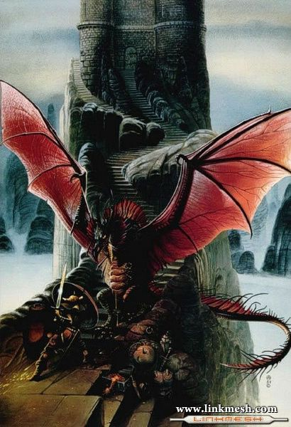 Solamente Impresionantes Dragones Dragon_alado