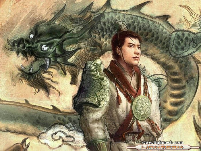 Solamente Impresionantes Dragones Dragon_antiguo