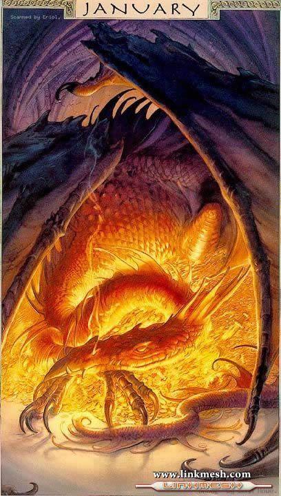 Solamente Impresionantes Dragones Dragon_de_enero