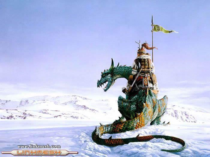 Solamente Impresionantes Dragones Dragon_de_hielo